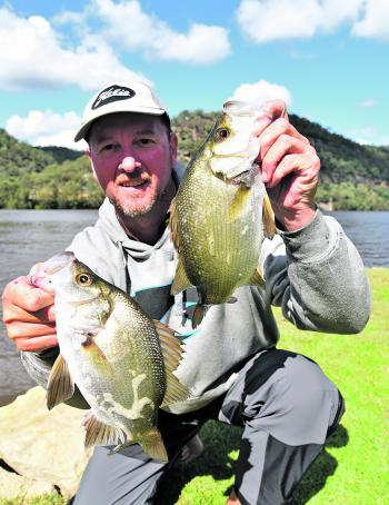 Jason Harlock showed his angling prowess, finishing second in his first-ever BASS Pro event.