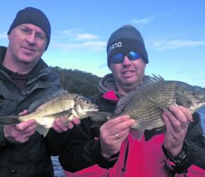Bream fishing has been great over the last few months.