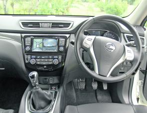Changes to the interior finish have seen an enhanced dash layout, with trim and piano black contrasting neatly.