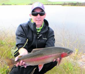 Fishing Monthly Magazines Spring Slow In Coming