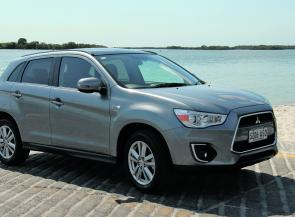 Subtle exterior changes ensure that the ASX remains easily identifiable as the Mitsubishi compact SUV.