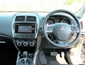 The dash layout retains a high degree of functionality with a revised layout for the 2013 model.