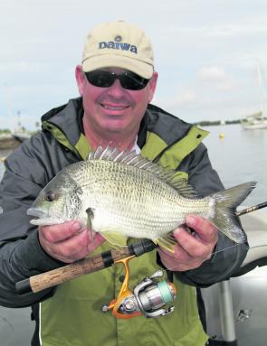 Quality bream in the estuary are a Spring event to look forward to.