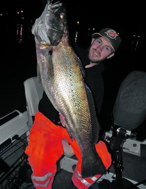 Drifting live baits or fishing deep soft plastics will produce mulloway this month.