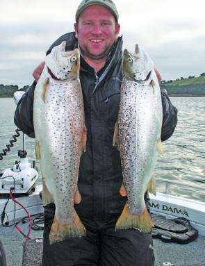 That is a brace of trout equal to anything in the country.
