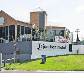 The Junction Motel was a superb venue for the Tasmanian Trout Classic.