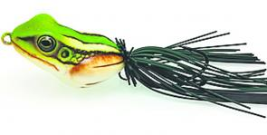 There are a number of very impressive frog lures on the market today and none more so than the offerings from MIMIX. Hand-painted and super cool, check out the 45mm Ultra Frox.