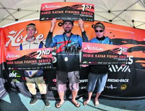 Will Lee claimed back-to-back Queensland State Title wins at the Daiwa-Hobie Kayak BREAM Series on Queensland's Gold Coast.