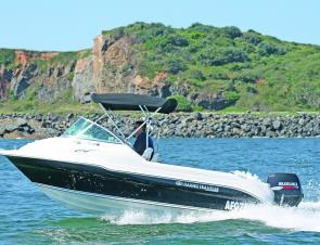 The Haines Traveler TC 165 is a versatile, soft-riding family fishing boat with something for everyone.