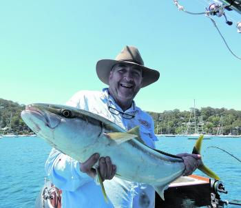 Blue skies, big kings and smiling customers – this is what makes being a guide so rewarding.