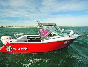Up close and personal with the Pelagic 5.80DF
