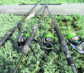 Purpose built squid rods and reels are worth the expense if you do a lot of squid fishing, especially from the bank. They can also be used for a variety of light tackle applications. Multi taper design, and even multi piece travel options make squid fishi