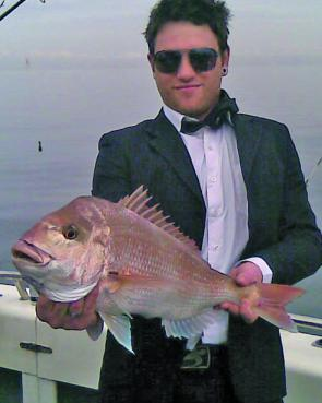 Melbourne Fishing Charters recorded one of the first early season snapper while hosting a bucks party. Although the action has been a little patchy since then, most of the major marks in the west should fire over the coming month.