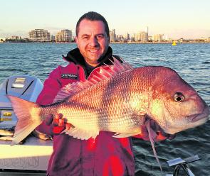The snapper bite across the top section of Port Phillip set a cracking pace early in the season and all signs suggest we're in for plenty more action over the summer months.