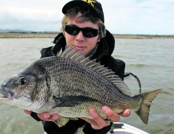The lakes system is settling into its wintertime patterns with large schools of bream in the main lake.