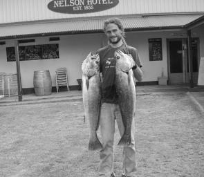 In Nelson everyone has their fingers crossed for another great mulloway season.