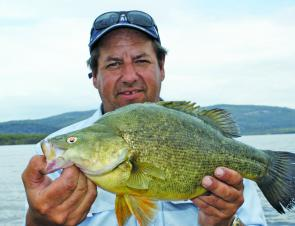 Golden perch will be quieter this month but lakes like Cooby, Coolmunda and Borumba are still reliable.