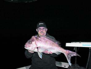 Snapper are an October feature and will be taking baits and plastics at Barwon Banks
