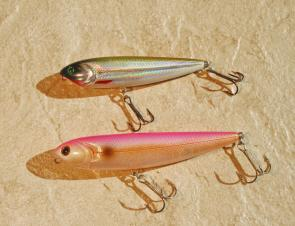River2Sea make some surface lures that are almost nude and can be used in exactly the same way.