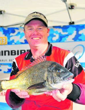 Warren Carter continued his great 2013 BREAM season with a runner-up finish.