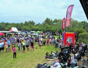 The Riverina Classic had a huge turn out again this year.