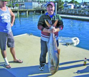 XOS amberjack will tear the arms off the undergunned and underprepared paternoster brigade and unsuspecting anglers.
