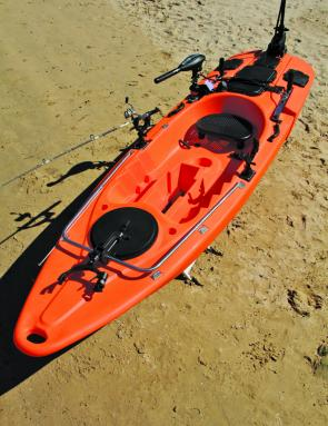 The Haswing Manta-Ray is a nice piece of kit to look at. It's only when out on the water that its true talents emerge.