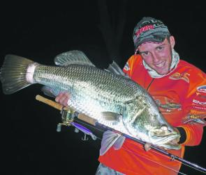 With warm weather in January, fishing during the night is a great option as many fish are actively hunting down baits.