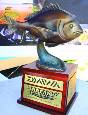 The Daiwa bronze bream hosts of list of famous names and now includes Kris Hickson as the inaugural individual format winner.