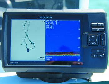 We see plenty of these on our boat tests. Garmin units deliver all the features you need at the right price. This Striker was intuitive to use and accurate.