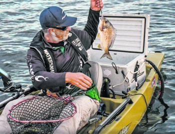 A reasonable number of anglers pulled in solid bags, while other competitors struggled to find enough fish to fill theirs.
