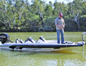 These are purpose built sportsfishing boats – it's all about fishing efficiency.