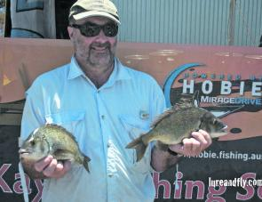 Chris Burbidge was the most consistent angler over the two days, securing the win by over 0.5kg over second place.