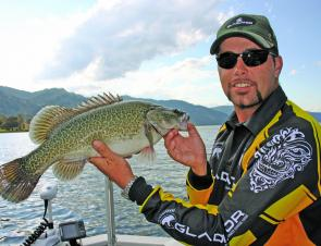 Murray cod will be a main target this month as the season opens.