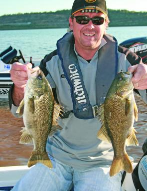 Stephen Killer Kanowski used his talents to claim the ABT BASS Pro Angler of the Year title from Carl Jocumsen and Tim Morgan.