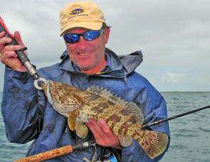 The warmer months see increased activity amongst estuary cod in the creeks, rivers, canals and bay island shallows.