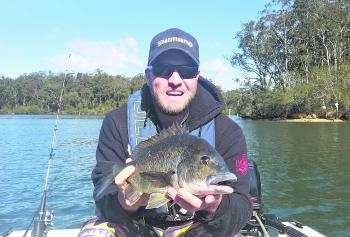 There have been some good bream catches lately.