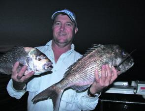 Things are shaping up for a cracker snapper season with morning and late afternoon sessions yielding plenty of fish.