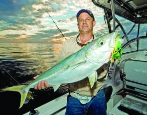When jigging for kingfish or other heavy-duty species, use a reel that has massive drag capacity, strength and durability.