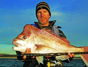 Many offshore fish are very tide-orientated and snapper are certainly no exception.