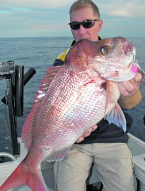 Try the north east 50 fathom line for snapper; this area is a great place for jigging and live baiting.