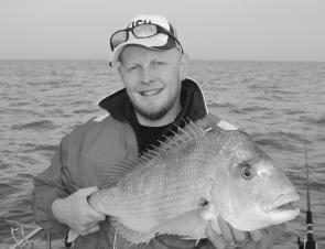 Follow the 'snapper recipe' in this article and you too should get amongst the snapper this season.
