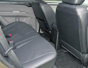 Leather facings and ample leg and head room characterise the LS Challenger.