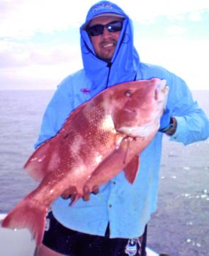 Good catches of red emperor have been reported around Mackay recently.