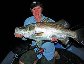 Barra activity will start to increase around all the dams. Expect the fish to be more willing to play due to the warmer water temperature.