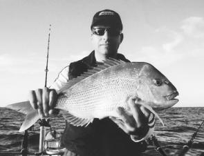 Snapper are among the many species likely to be encountered by anglers around Phillip Island in summer.