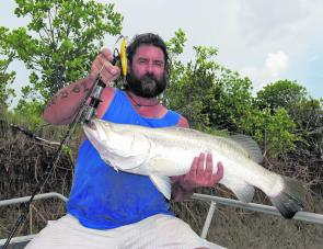 A great wet season will see the quality fishing continue in the Gulf of Carpentaria.
