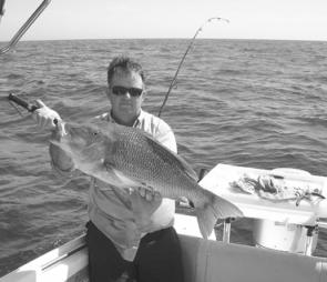 Sweetlip have been good alongside spangled emperor and snapper on the shallow reefs out from Caloundra.