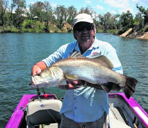 With the barra season open again, anglers will be able to enjoy the action in the freshwater stretches of the Boyne and Kolan below Awoonga and Monduran dams.