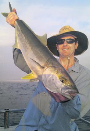 Kingfish will be on fire this month. The reefs off Moruya and Durras will be the hot spots.
